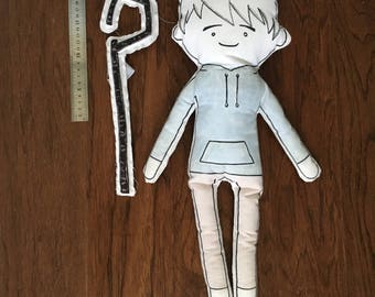 Jack Frost from Rise of the Guardians plush doll