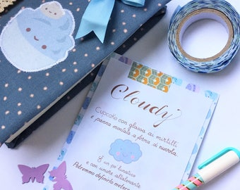Agenda Sweet Cupcake