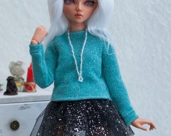 Sweatshot for minifee (Active Line)/BJD clothes/MSD clothes/MSD outfit/bjd outfit/minifee clothes