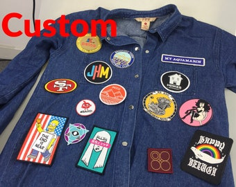 custom jeans patch for jeans, jean jacket patches, designer jeans patch