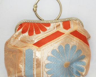 Silk Clutch or Evening Bag