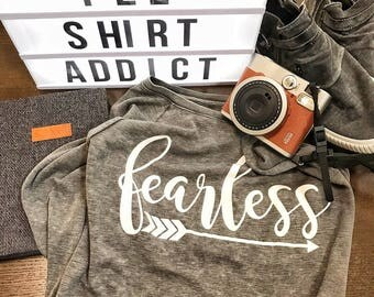 Fearless Tshirt