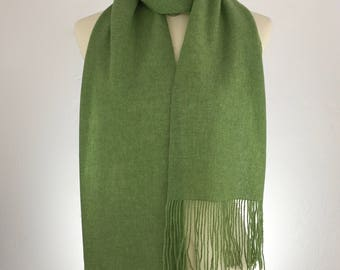 Handwoven 100% Cashmere Scarf