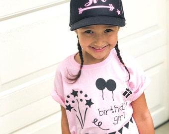 Birthday girl shirt, kids birthday shirt, toddler birthday shirt, kids birthday gift, kids birthday party, kids birthday, toddler birthday