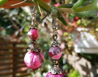 Rosarot Earrings MoD. 1