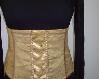 Corset-waist silk Corset laces