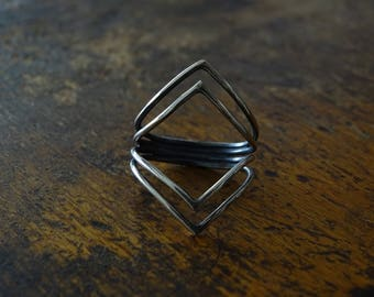 "Silver Ring ""Arrow Mix""/Silver Ring ""mix arrows"""