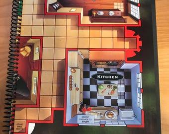 CLUE Game Board Journal