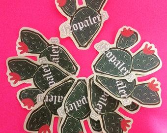 Nopalera sticker