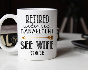Husband retirement mug, Retirement gift for Husband, Retirement Gifts for Men, Retirement mug, Retirement Coffee Mug, Retirement gift ideas