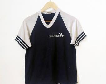 Vintage 80s Playboy Tee