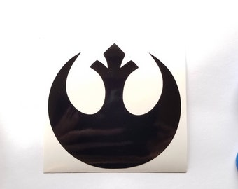 Star Wars Rebel Alliance vinyl sticker