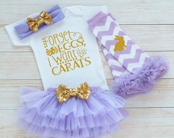 Baby Girl Easter Outfit, Baby Easter Outfit, Baby Girl Easter, My First Easter, Baby Easter Shirt, Easter Bodysuit, Baby Girl Easter Gift,