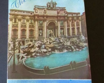 The Eternal City ,1961 , Souvenir of Rome , Guide To Rome , Vintage Rome Guide ,