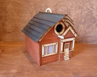 Craftsman Birdhouse