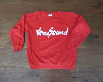 Very Sound 90's crew neck sweatshirt