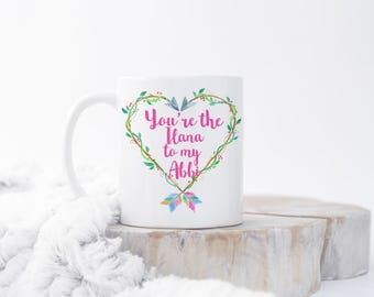 You're The Ilana To My Abbi Mug, Broad City Mug,  Ilana Abbi Broad City Mug, Funny Mugs, Tv Show Mug, Broad City Cup, Ilana Glazer