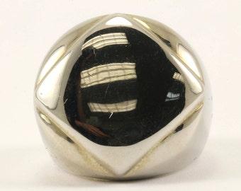 Vintage Rhombus Ring 925 Sterling Silver RG 206