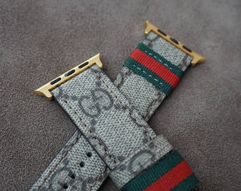 Apple watch strap, Apple watch band, Gucci strap, lv watch strap, gucci watch strap, Apple gucci strap, Apple watch 3 band, Gucci watch band