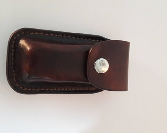 Leather sheath for Leatherman