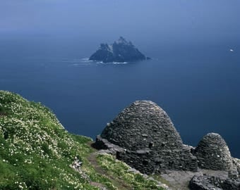 Skellig Michael Beehives, County Kerry, Ireland