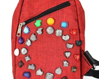 FFXIV Soul Crystal Tie Pin / Job Stone Collectors pin FF14 Final Fantasy 14