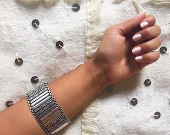 Moroccan Bracelet, Boho Cuff, Moroccan Jewelry, Bohemian Bracelet, Gypsy Cuff, Berber Bracelet,Boho Jewelry,Gypsy Jewelry,Coachella Bracelet