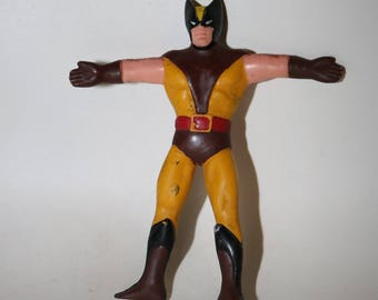 WOLVERINE 1993 Bendie Marvel X-Men Comic Book Design Vintage 1990s XMEN Logan Cyclops Gambit Logan Spider Man Comics