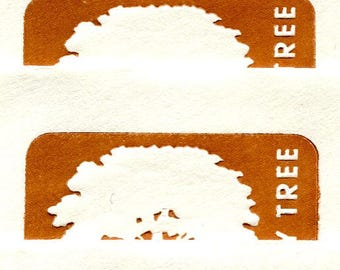 Liberty Tree Embossed Envelopes  Issued In 1975 Unused