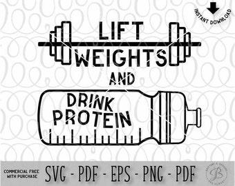 Gym Life SVG /Fitness SVG / Gym svg / Gym cutting files / Svg files for cricut / svg files / svg