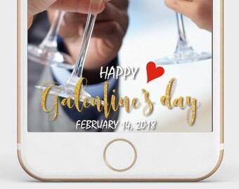 Happy Galentines Day Snapchat, Galentine's Day Geofilter, Galentines Day Snapchat Filter, Snapchat Geofilter Love, Snapchat Galentines Day