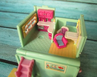 1993 Beach Cafe Polly Pocket