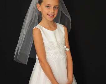 Basic Tulle Veil for First Holy Communion