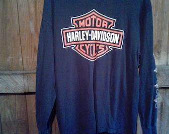 Harley Davidson Longsleeve Chicago Size M/L