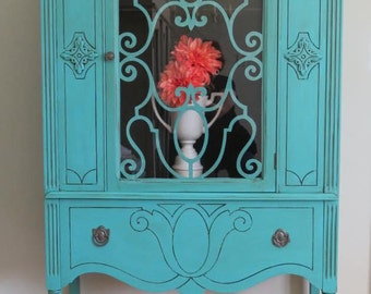 1920s Parlor Cabinet