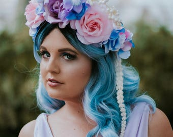 Persephone Flower Crown