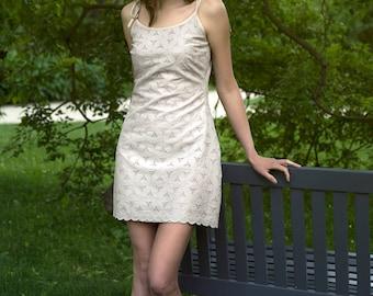 SUNNY beige dress