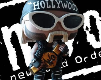 Hollywood Hulk Hogan Custom Funko POP!