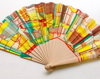 Unique hand fan design 15
