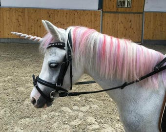 Unicorn horn type 1 ideal for show riding or shooting Unicorn Horn for horses type 1