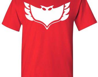 Pj Masks,  Owlette, Pj Masks Shirt, Pj Masks Tshirt, Disney Pj Masks, Birthday Shirt, Pj Masks Adult Shirt, Pj Masks Family Shirt