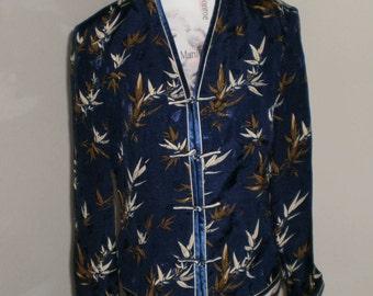 Brand Mona Lisa size L/vintage blue kimono jacket