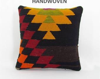 16x16 vintage pillow pillowcases pillow covers sofa furniture pillow home decor living room decor pillows 000989