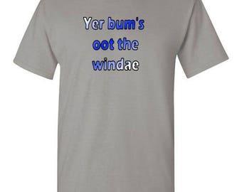 Scottish Saying's T-Shirt