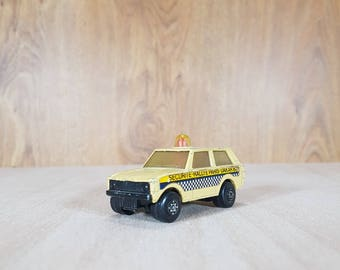 Matchbox - Matchbox car - Matchbox No 20 - Police Patrol 1975 - Collectible Car.