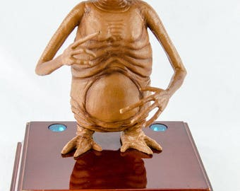 """Vintage Limited Edition 12"""" Authentic E.T. Extra Terrestrial Light Up Figure"""