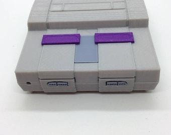 SNES Raspberry Pi 2B or Pi 3 Super Nintendo Case