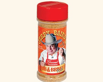 Texas BBQ Rib & Brisket Rub/ Champion beef brisket dry rub/ Baby back BBQ rib rub seasoning/ Best dry rub brisket/ for ribs/ BBQ chicken rub