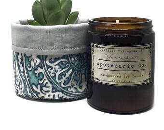 Wanderlust | Handmade candle soy wax