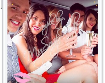 Snapchat Geofilter Bachelorette Party Filter | Bachelorette Snapchat Filter | Party Snapchat Filter | Snapchat Geofilter | Bridal Shower